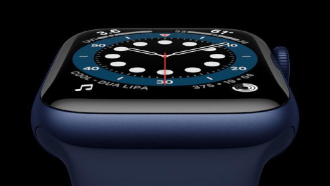 Imagen del Apple Watch 6
