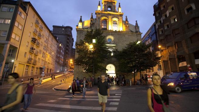 Image de la sala Bilborock de Bilbao.