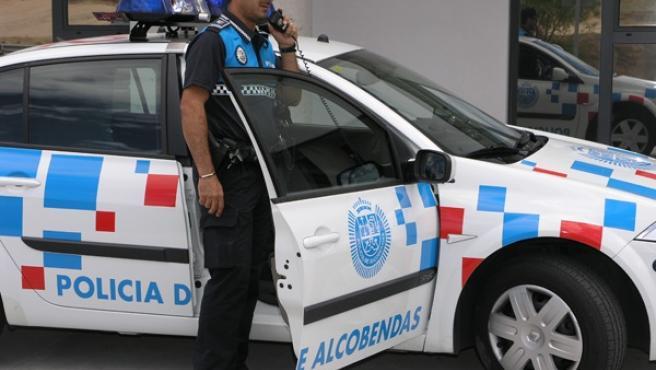 Imagen de recurso de la Policía Local de Alcobendas Imagen de recurso de la Policía Local de Alcobendas (Foto de ARCHIVO) 27/7/2009