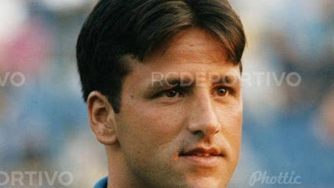 José Manuel Colmenero, exjugador del Deportivo