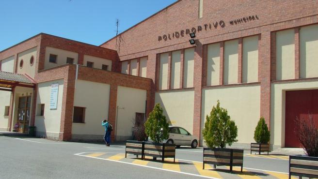 Polideportivo Municipal De Tauste (Zaragoza)