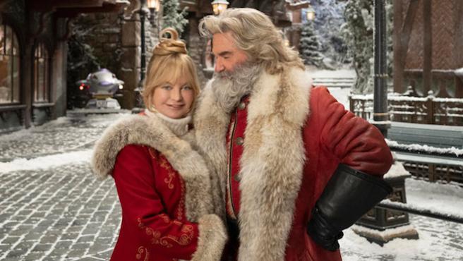 Tráiler de 'Crónicas de Navidad 2': Kurt Russell vuelve como Santa Claus (y Goldie Hawn llega con él)