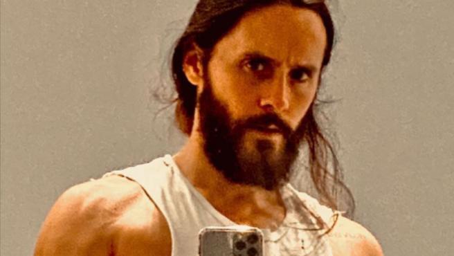 Jared Leto se pone cachas para 'Tron 3'