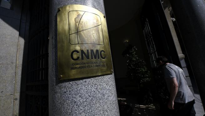 Edificio de la CNMC, en Madrid (España), a 29 de julio de 2020.