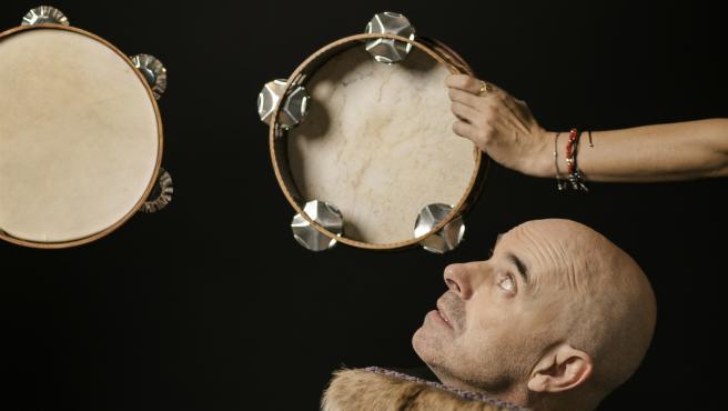 El músico coruñés Xabier Díaz