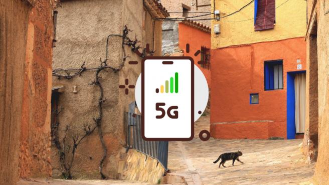 En muchos pueblos de España ni siquiera hay conexión 4G.