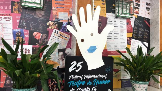Festival Internacional de Teatro de Humor de Santa Fe, en imagen de archivo