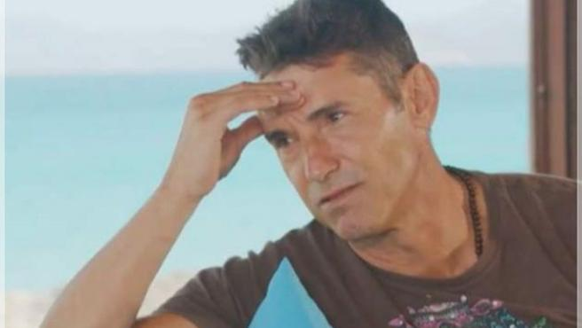Jesús Vázquez, durante la emisión de 'Mi casa es la tuya'.