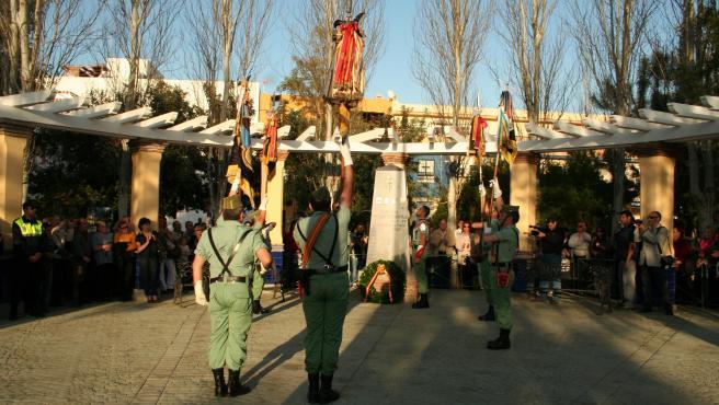 La Legión en Alhaurín de la Torre