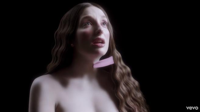 Delaporte en su nuevo videoclip
