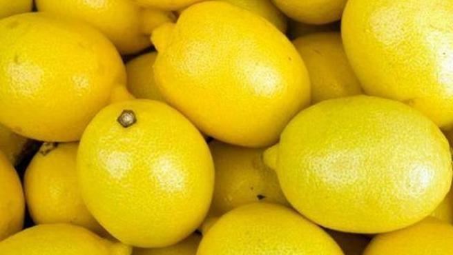 Imagen de limones de Murcia