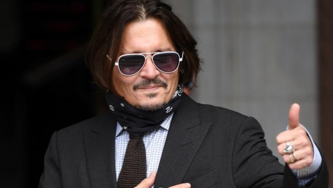 Johnny Depp también estará en San Sebastián 2020