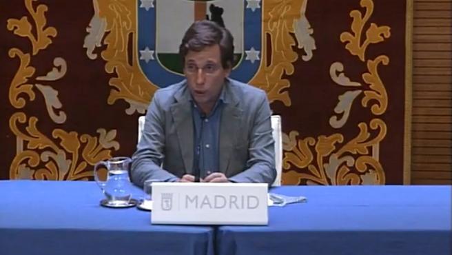 """Almeida avisa de que Madrid """"no se puede compartimentar"""""""