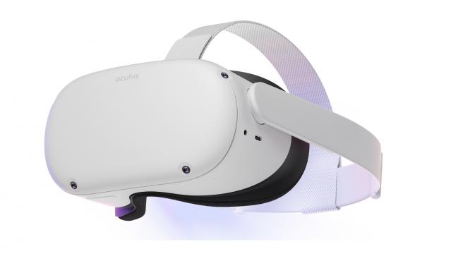 Las nuevas Oculus Quest 2 pesan 503 gramos.