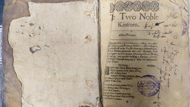 Primera obra de Shakespeare llegada a España