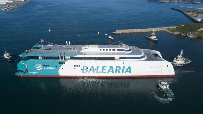 Ferry Eleanor Roosevelt De Baleària