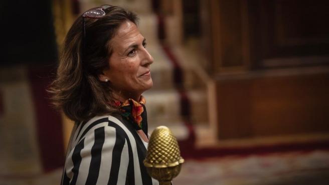 Coronavirus.- La diputada del PP Isabel Borrego estará en la Comisión de Reconstrucción Social y Económica del Congreso