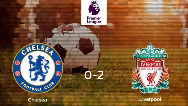 Chelsea Liverpool: Resultado, resumen y goles en directo