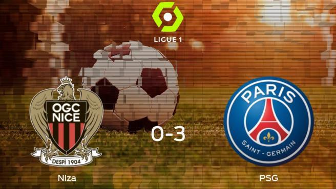 Previa del partido de la jornada 4: OGC Niza contra París S. Germain