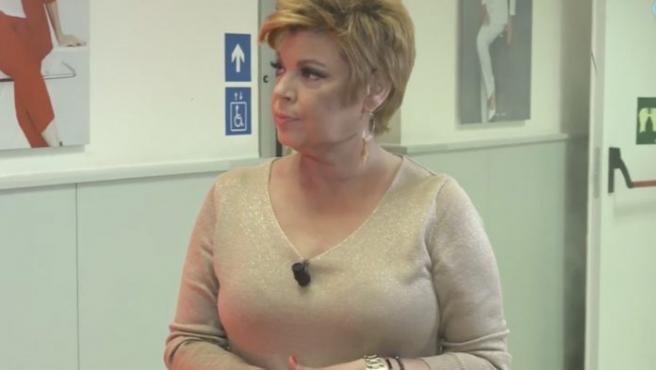 Terelu Campos en el programa 'Viva la vida'.