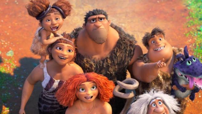 Vuelven las aventuras prehistóricas en el tráiler de 'Los Croods: Una nueva era'