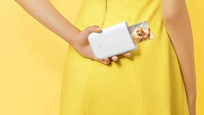Impresora de bolsillo Xiaomi Pocket Mini.
