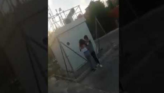 Vídeo de la agresión de la menor en Jaen