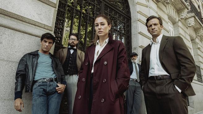 Arranca el rodaje de Jaguar, nueva serie de Netflix protagonizada por Blanca Suárez