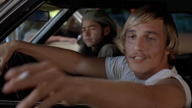 Matthew McConaughey se pone nostálgico con su casting para 'Movida del 76'