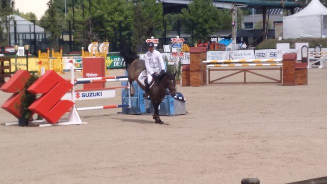 Gijón Horse Jumping, en el Chas