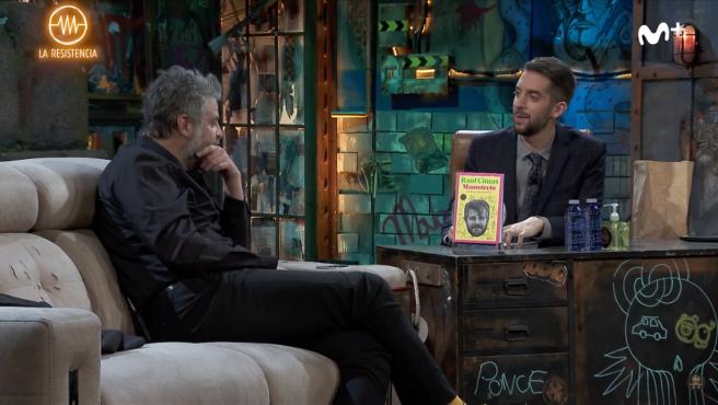 Raúl Cimas y Broncano, en 'La Resistencia'.