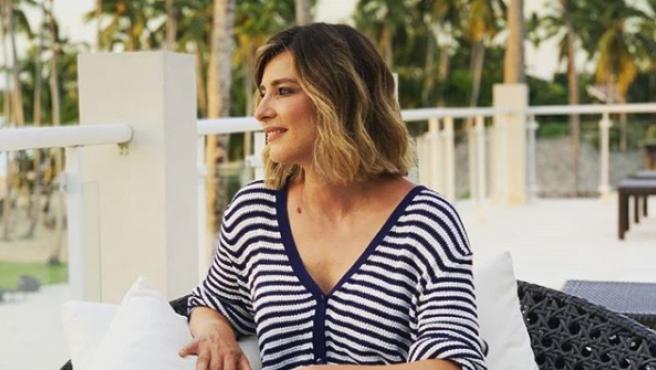 Sandra Barneda, la presentadora de 'La isla de las tentaciones'.
