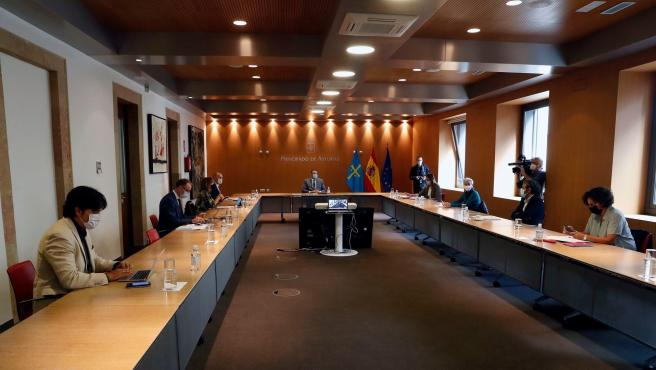 Consejo de Gobierno.