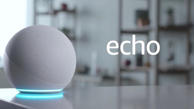El nuevo altavoz Echo tiene ahora una forma esférica.