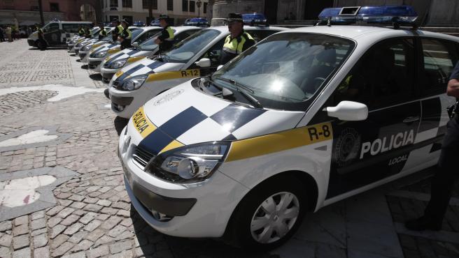 Policía local de Cádiz