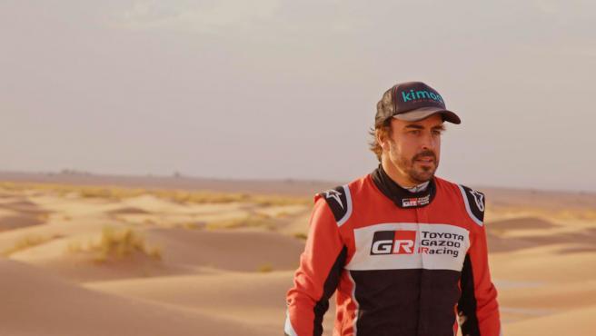 En esta serie documental se centran en la última etapa deportiva del piloto español.