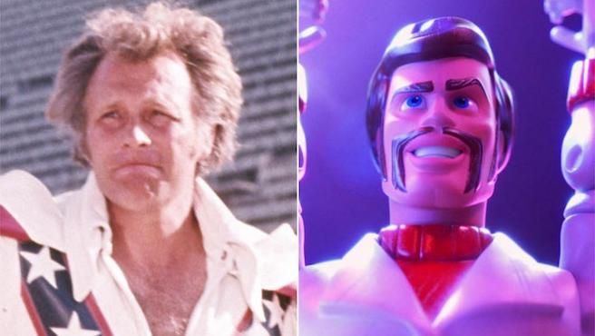 'Toy Story 4': Demandan a Disney y Pixar por el personaje de Keanu Reeves