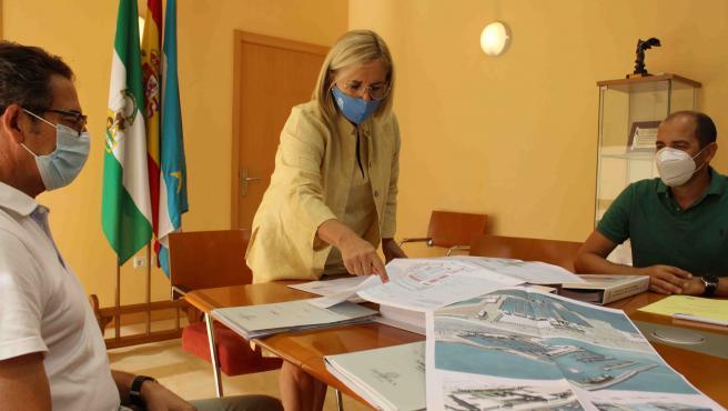 El alcaldesa de Fuengirola, Ana Mula