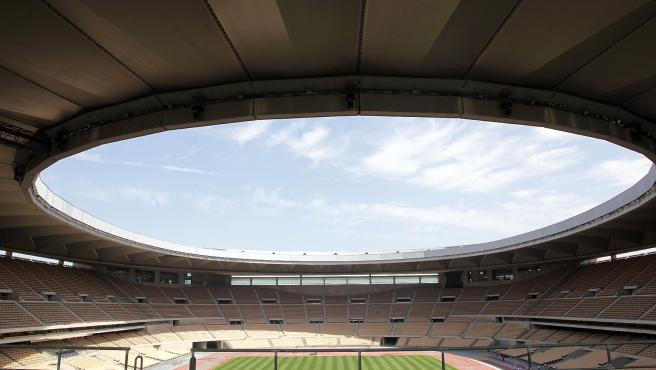 Estadio de La Cartuja de Sevilla