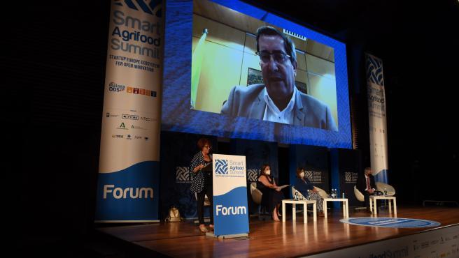 Foro Europeo de lucha contra la despoblación en el Smart Agrifood Summit 2020