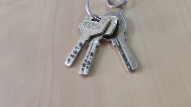 Recurso de llaves.