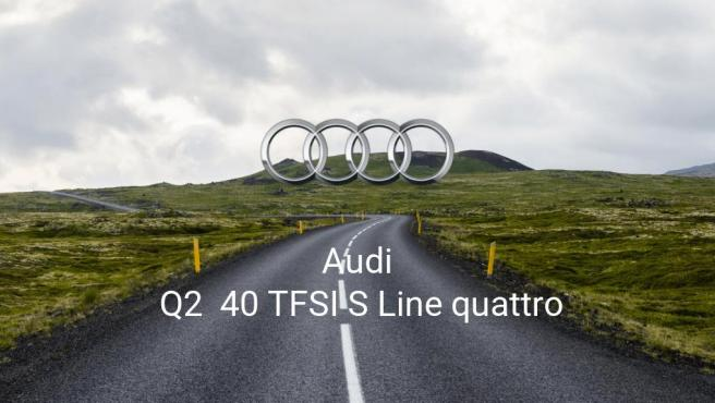 Audi Q2 40 TFSI S Line quattro