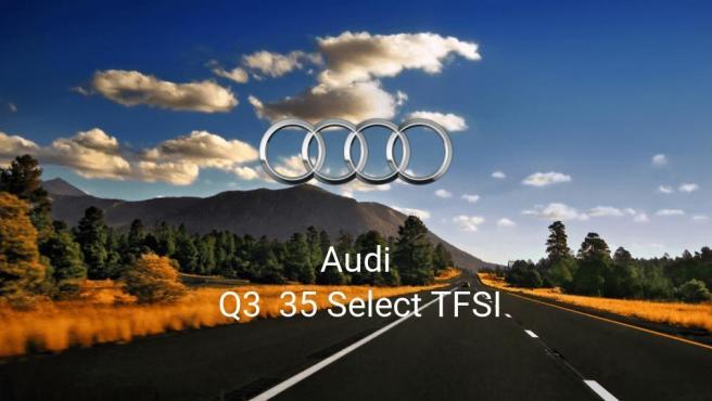 Audi Q3 35 Select TFSI