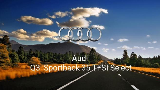 Audi Q3 Sportback 35 TFSI Select