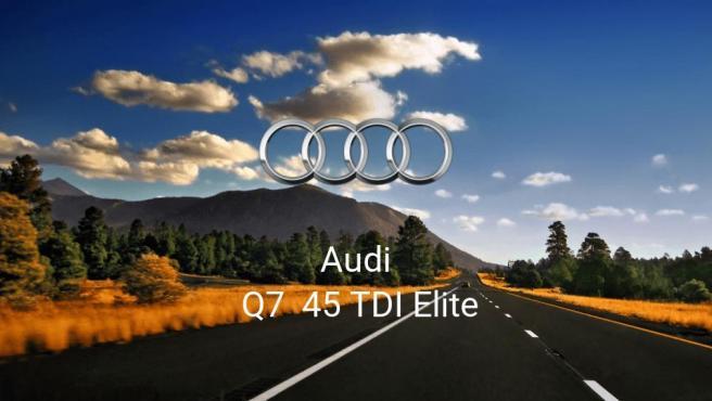Audi Q7 45 TDI Elite