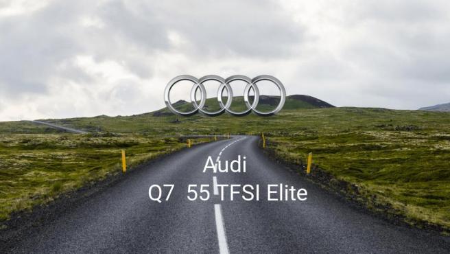 Audi Q7 55 TFSI Elite