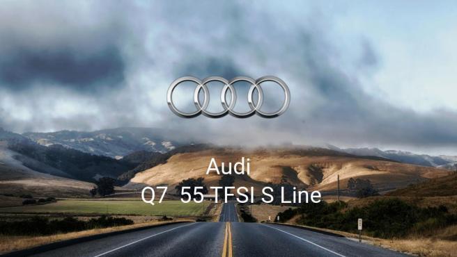 Audi Q7 55 TFSI S Line