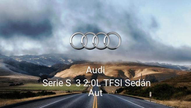 Audi Serie S 3 2.0L TFSI Sedán Aut
