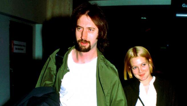 Drew Barrymore y Tom Green, en una imagen de archivo de 2001.