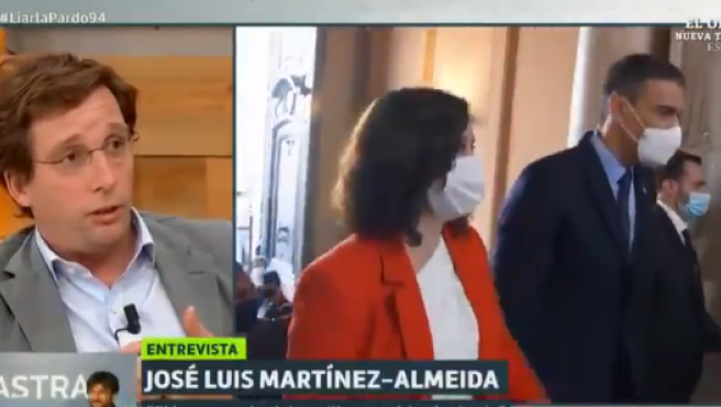 Almeida, en LaSexta.